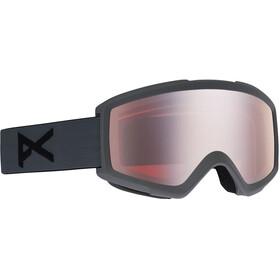 Anon Helix 2.0 Goggles incl. Bonus Lens Men, grijs/zilver